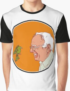 Birdie Sanders Graphic T-Shirt
