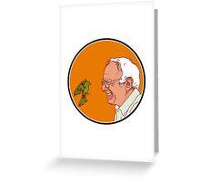 Birdie Sanders Greeting Card