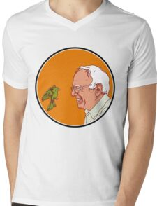 Birdie Sanders Mens V-Neck T-Shirt