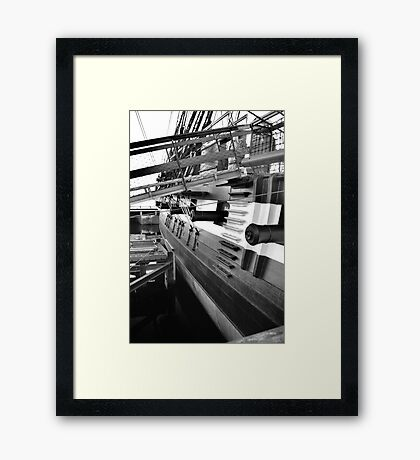 Run Out      prCommets Framed Print