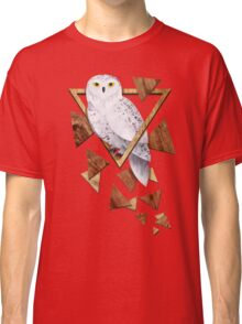 Owl in the Woods Classic T-Shirt