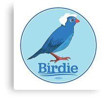 Bird of Bernie 2016 Canvas Print
