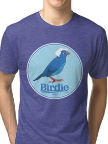 Bird of Bernie 2016 Tri-blend T-Shirt