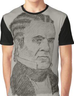 James K. Polk Graphic T-Shirt