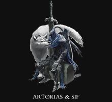 Artorias & Sif Unisex T-Shirt