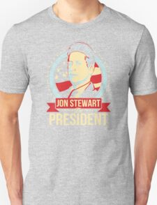 jon stewart president T-Shirt