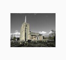 Landscape, St Mary's, Bramford Unisex T-Shirt