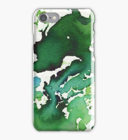 Waterpaint 2 iPhone Case/Skin