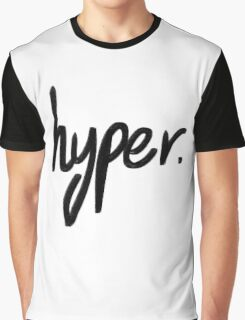 Hyper Graphic T-Shirt