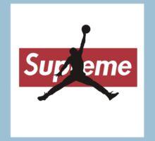 Supreme/AirJordan Kids Tee
