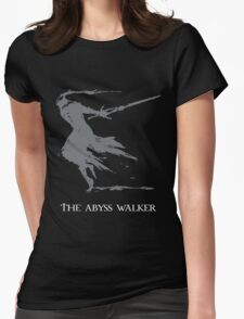 The Abyss Walker Womens Fitted T-Shirt