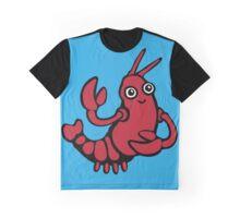 Crayfish Charmer Graphic T-Shirt