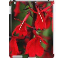 Vision In Red iPad Case/Skin