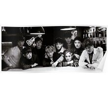 EXO SFY poster Poster