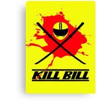 Kill Bill  Canvas Print