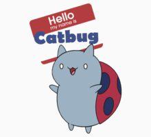 My name is Catbug Baby Tee