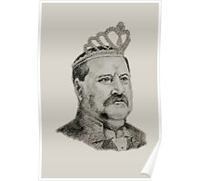S. Grover Cleveland Poster