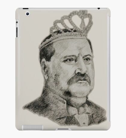 S. Grover Cleveland iPad Case/Skin