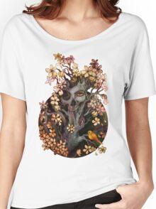 Orange Bird Women's Relaxed Fit T-Shirt