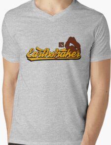 EARTHSHAKER Dota, Dota 2 Shirts Mens V-Neck T-Shirt