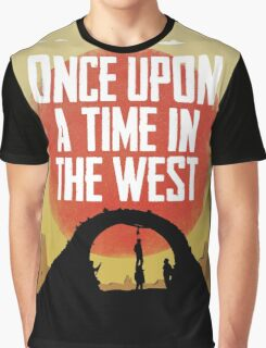 Once Upon a Time in the West - Hanging Graphic T-Shirt