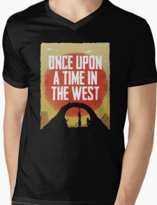 Once Upon a Time in the West - Hanging Mens V-Neck T-Shirt