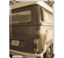 Love VW Westy iPad Case/Skin