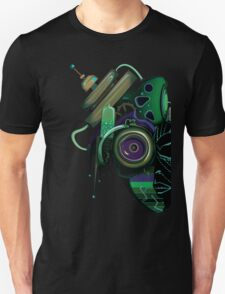 Bio-Mechanical Mask T-Shirt