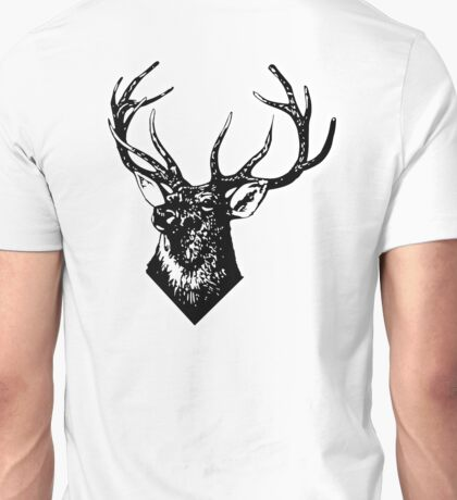 STAG, STAG DO, Stag Head, The Stag, Deer, Antlers, Hunt, Hunting Unisex T-Shirt