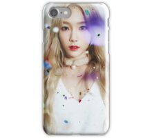 taeyeon dear santa iPhone Case/Skin