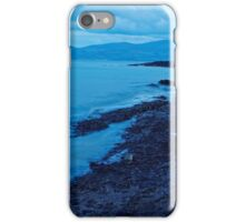 JUST A COAST iPhone Case/Skin