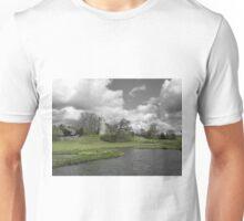 Yellow Daffodils, Aldham, Suffolk Unisex T-Shirt