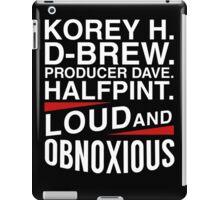 Loud and Obnoxious Gear iPad Case/Skin
