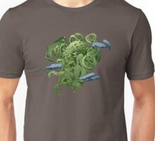 Cthulhu (simple) Unisex T-Shirt