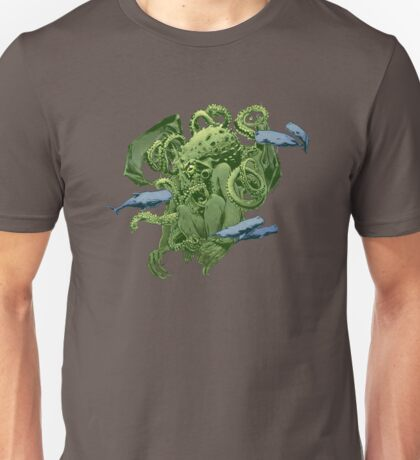 Cthulhu (simple) Unisex T-Shirt