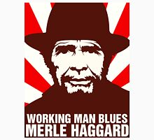 merle haggard man blues Unisex T-Shirt