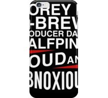 Loud and Obnoxious Gear iPhone Case/Skin