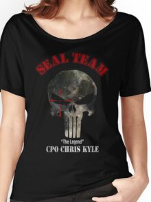 Seal Team Punisher Women's Relaxed Fit T-Shirt