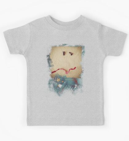 Screw Paper Guy Kids Tee