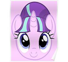 Starlight Glimmer - Head Design Poster