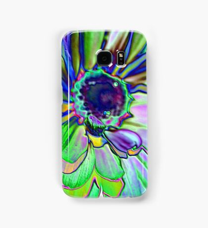 PSYCHEDELIC FLOWERS Samsung Galaxy Case/Skin