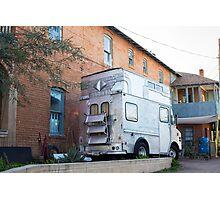 Old Pueblo Food Truck Photographic Print