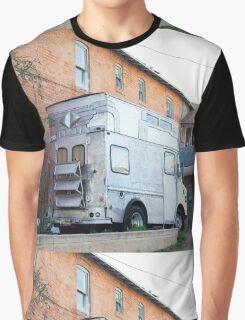 Old Pueblo Food Truck Graphic T-Shirt