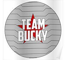 Team Bucky Poster