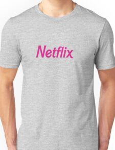 Netflix barbie Unisex T-Shirt