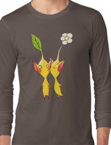 Nintendo Pikmin Kiss Long Sleeve T-Shirt