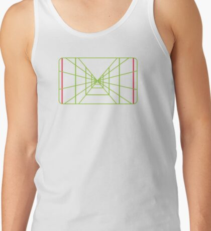 X-Wing Targeting Computer Tank Top