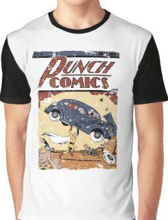 Punch Comics Graphic T-Shirt