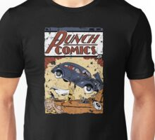 Punch Comics Unisex T-Shirt