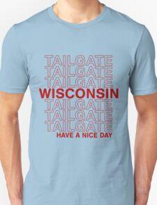 Wisco Tailgate Unisex T-Shirt